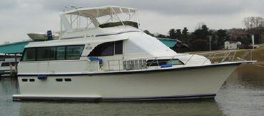 1988 Ocean Yachts Motor Yacht