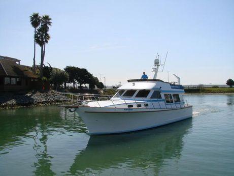1982 Delta Marine Sedan Motoryacht