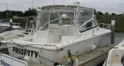 2006 Luhrs 28 OPEN Hard Top