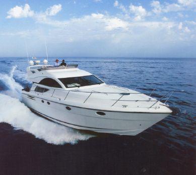 2006 Fairline Phantom 50