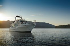 2012 North Pacific 39 Pilothouse