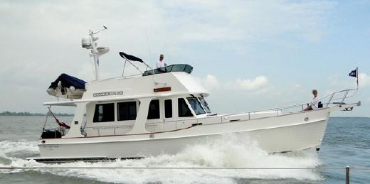 2008 Grand Banks 47 Heritage EU