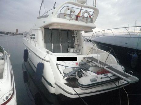 2001 Cranchi Atlantique 48