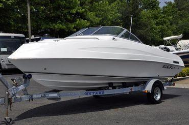 2007 Sea Fox 204 CF