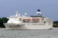 1990 Cruise Ship, 650 Passengers - Stock No. S2144