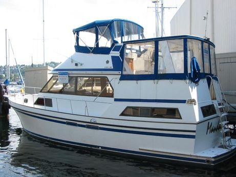 1985 Golden Star Aft Cabin Motoryacht