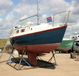1974 Westerly Tiger 25