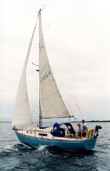 1974 Sabre Yachts 28