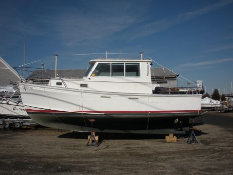 1986 Cape Dory Trawler