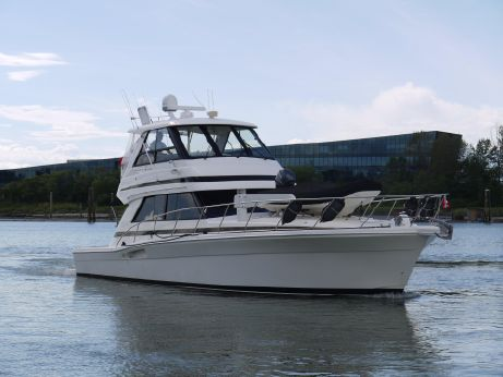 2002 Riviera Enclosed Flybridge Convertible