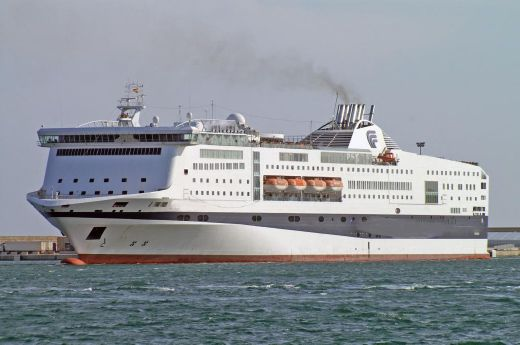 2003 Passenger/car Ferry...