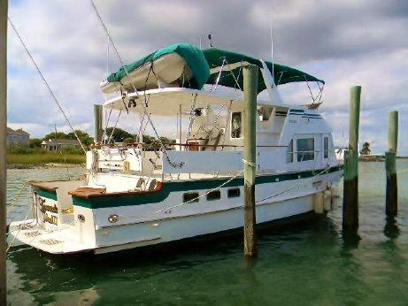 1999 Defever 49 Motor Yacht