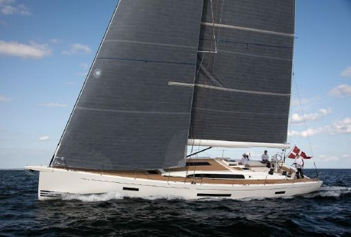 2016 X-Yachts Xp 55