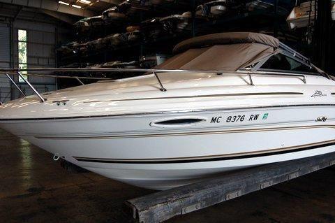 2000 Sea Ray 215 Express