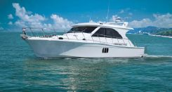 2016 Explorer Motor Yachts Hudson Bay