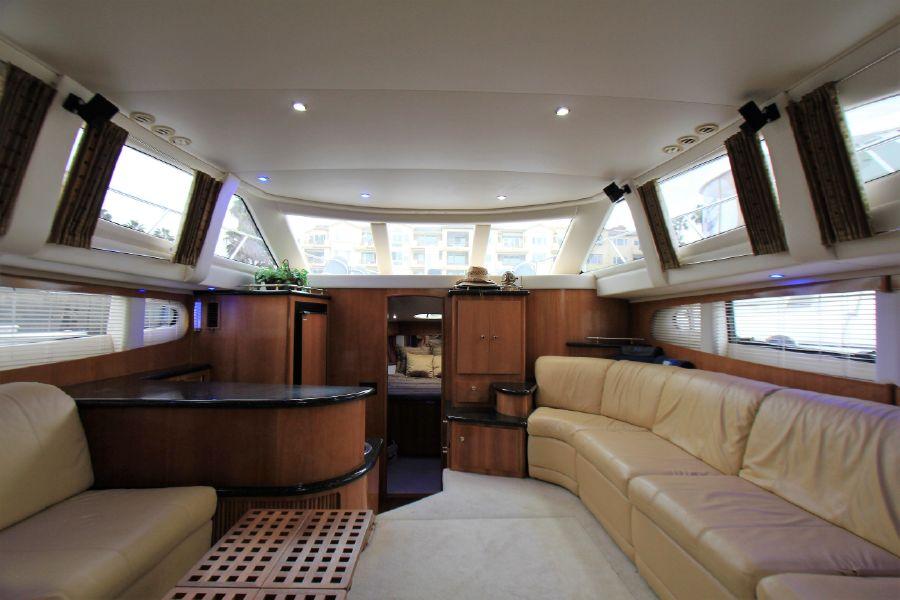Carver 444 Cockpit Motoryacht for sale in Huntington Beach