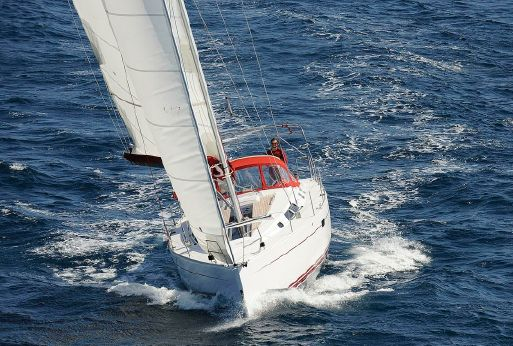 2008 Hanse 430 E