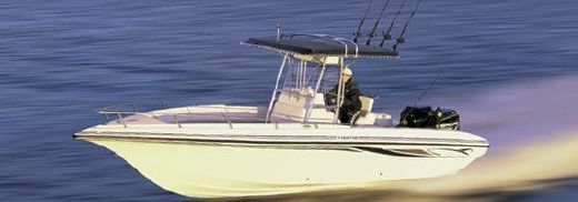 2000 Fountain 29 Sportfish CC