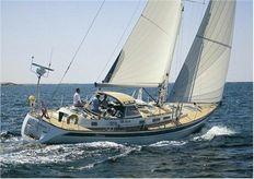 2007 Hallberg-Rassy 48