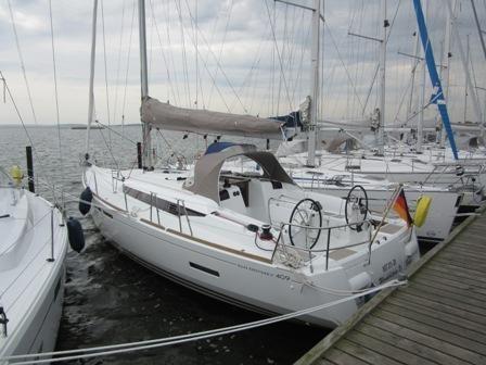 2015 Jeanneau Sun Odyssey 409