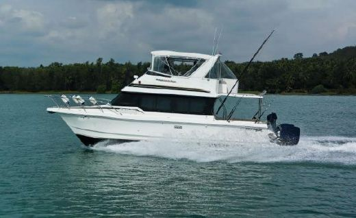 2007 Powercat 3800 FLYBRIDGE