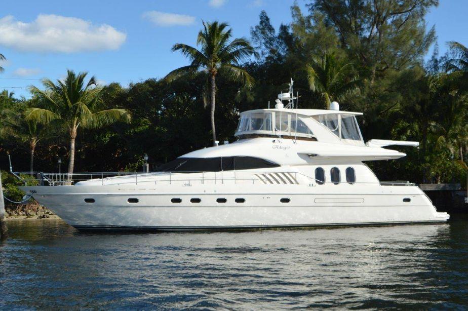 2000 Princess Motor Yacht Power Boat For Sale Www Yachtworld Com