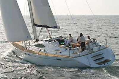 2003 Moorings Crewed 554