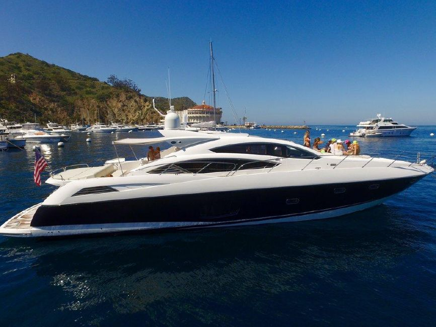 74' Sunseeker Predator 74 for sale in Newport Beach CA