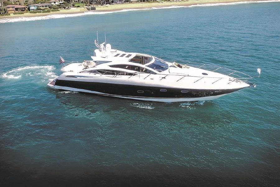 Sunseeker Predator 74 for sale in Newport Beach