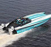 2019 Mystic Powerboats C3800