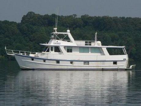 1976 Skipper Jones - Custom 65 Pilot House