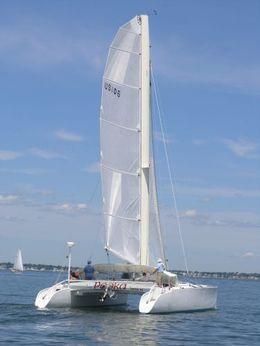 1996 Newick Catamaran