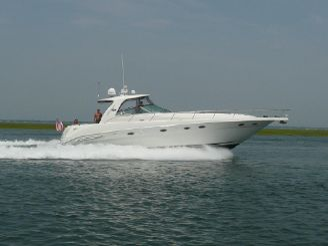 2004 Sea Ray 460 Sundancer