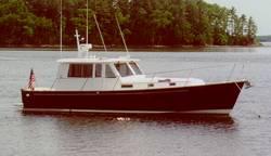 2001Legacy 40 Sedan Cruiser