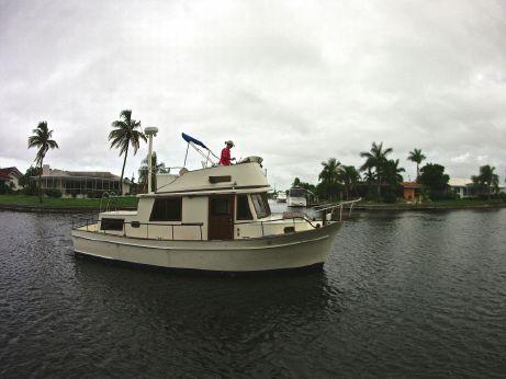 1978 Chb Double Cabin Trawler