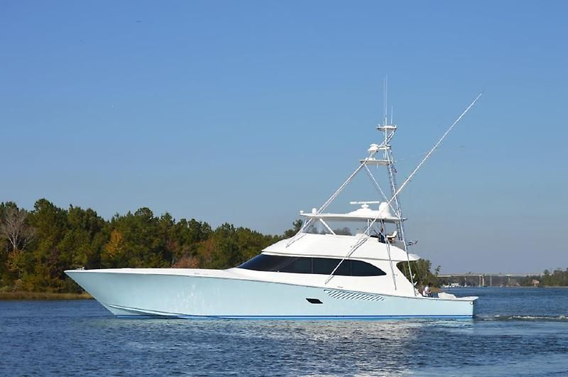 2010 viking 82 convertible power boat for sale www for Viking fishing boat