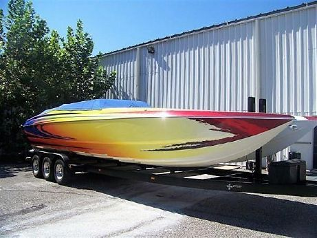 2005 Spectre 32 Cat w/ Fresh 500EFIs