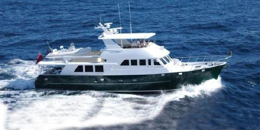 2002 Grand Alaskan Pilothouse