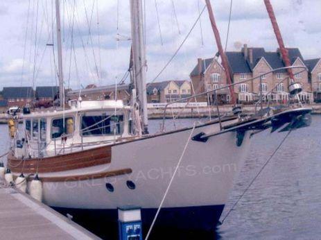 1991 Northshore Fisher 37