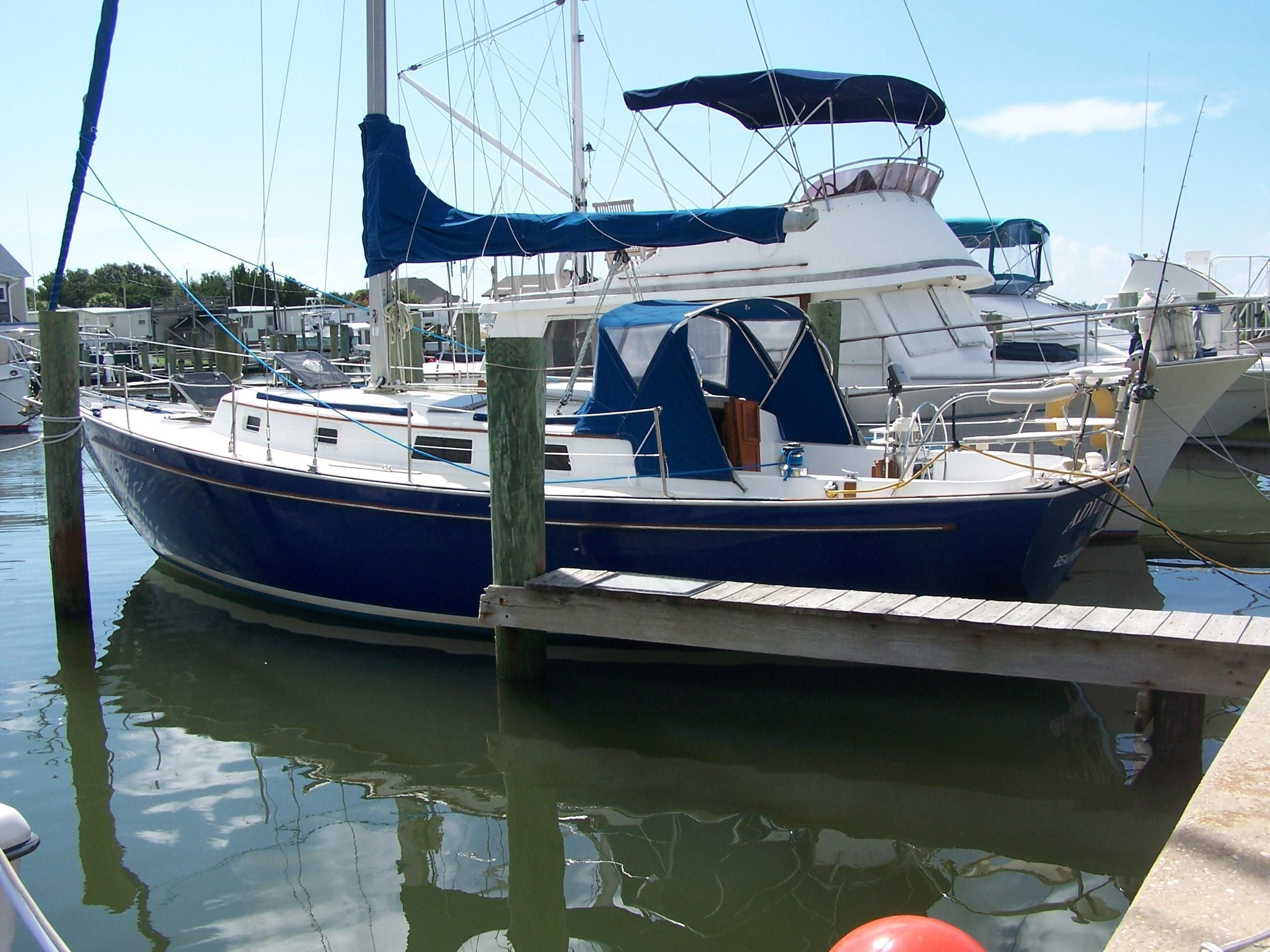 Swansboro (NC) United States  city pictures gallery : 1979 Hinterhoeller Niagara Sail Boat For Sale www.yachtworld.com