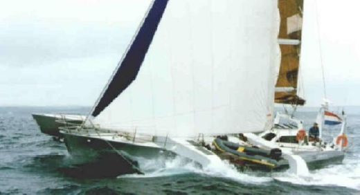 1982 Fountaine Pajot 54' Cruising Trimaran