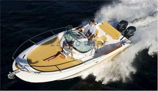2006 Sessa Marine Key Largo 25