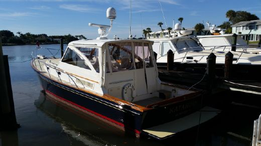 2003 Little Harbor 40 Whisperjet