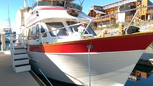 1985 Marine Trader Motor Yacht