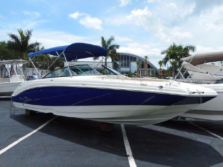 2017 Nauticstar 243DC Sport Deck Boat