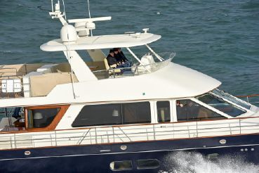 thumbnail photo 0: 2019 Hunt Yachts 76 Fast Expedition Yacht