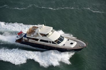 thumbnail photo 1: 2019 Hunt Yachts 76 Fast Expedition Yacht