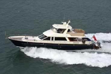 thumbnail photo 2: 2019 Hunt Yachts 76 Fast Expedition Yacht