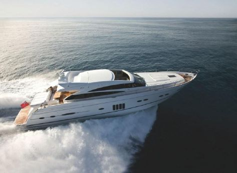 2012 Princess Yachts V 78