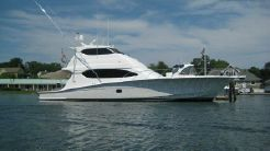 2007 Hatteras68 Enclosed...